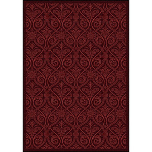 """Damascus"" Theme Theater Area Rugs and Carpet"