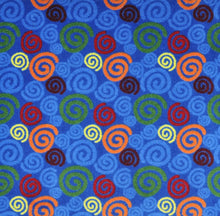 "Load image into Gallery viewer, ""Spirals"" Theme Theater Carpet"