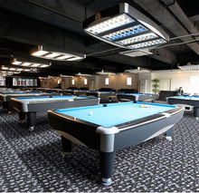 "Load image into Gallery viewer, ""Corner Pocket"" Theme Game Room Carpet"