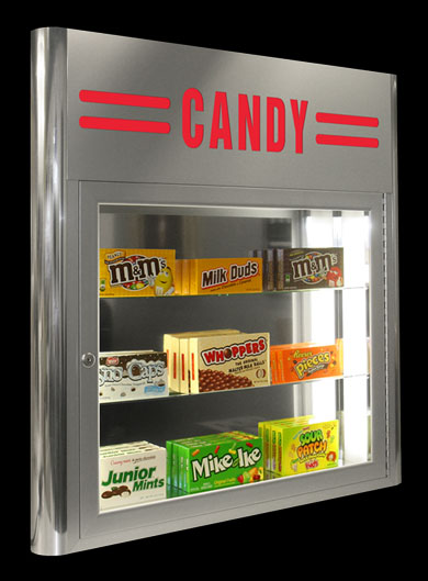 Royal On-Wall Candy Case