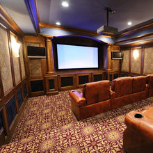 "Load image into Gallery viewer, ""Waldorf"" Theme Theater Carpet"