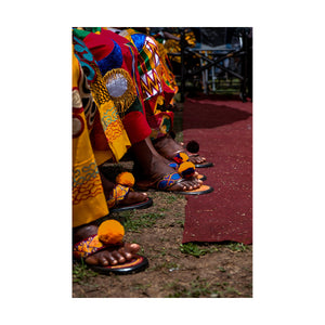 Ahinɛe by Jessica Sarkodie - photography print