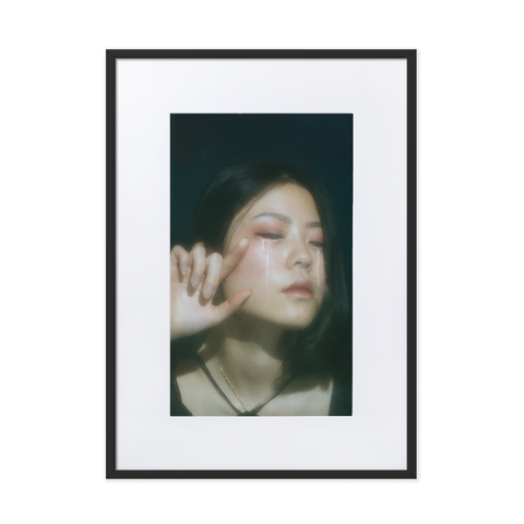Squashed by Sophie Cheung - photography print