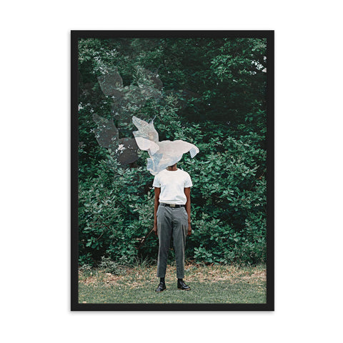 Head in the Clouds by Fion Koh - photography print