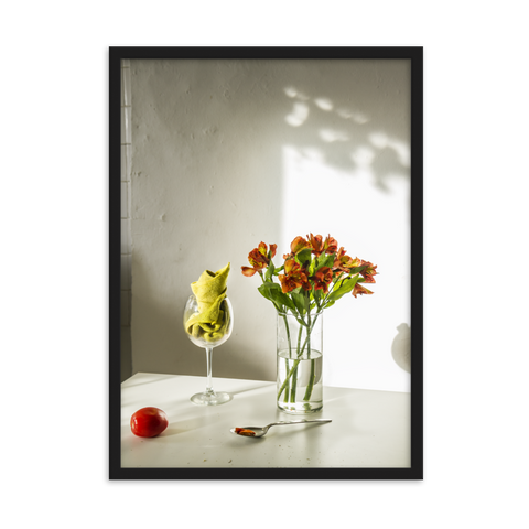 Household Still Life by Sabrina Srur - photography print