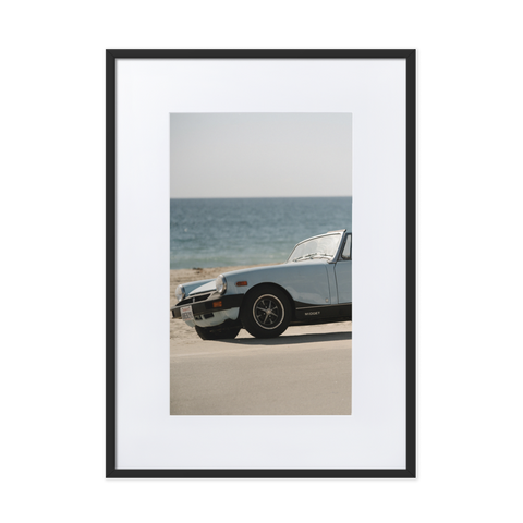 Malibu by Gilberto Rex - photography print
