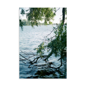 Day at the Lake by Carolina Mills - photography print