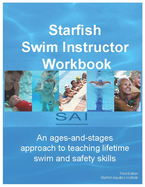 Starfish Swim instructor Workbook Reprint 3rd Edition