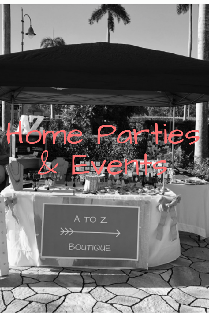 Events & Home Parties