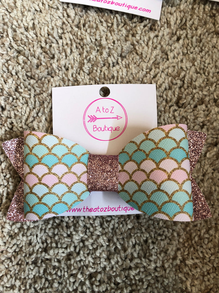 Small Single Bow - the-a-to-z-boutique