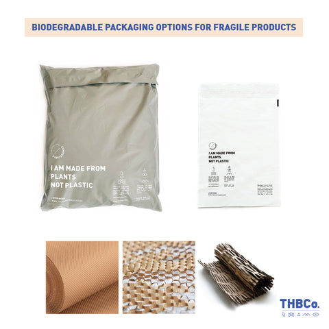 Biodegradable, Compostable and Biodegradable Packaging