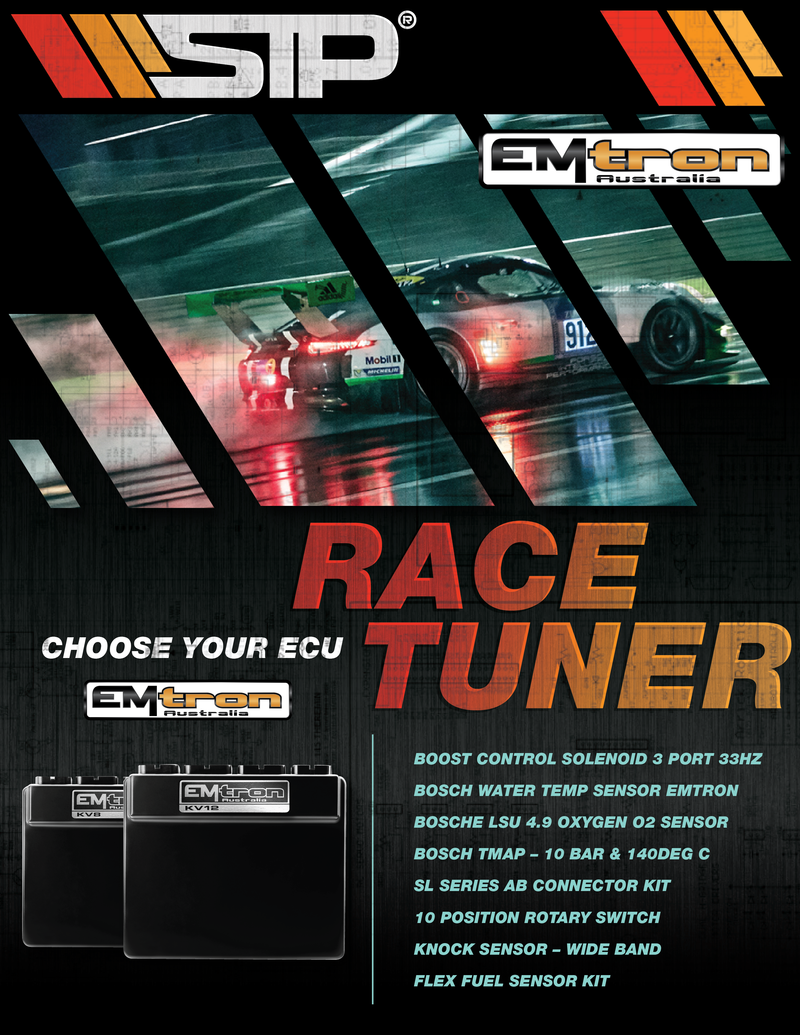 Race Tuner Combo - SIMPLETECHNIQES  PERFORMANCE