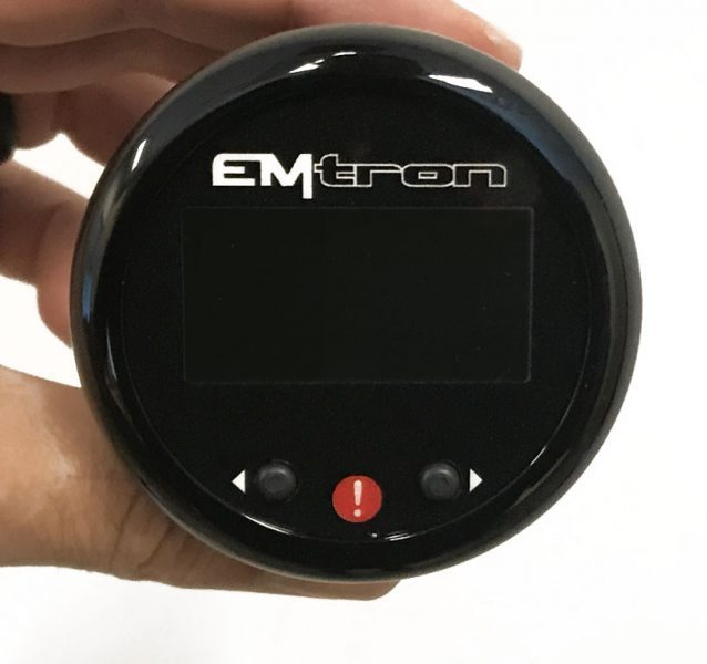 Emtron CAN Gauge