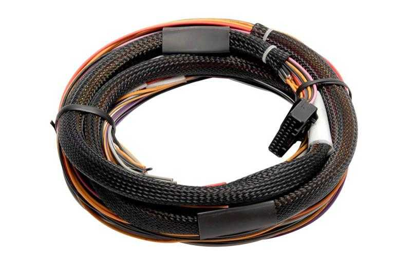 Platinum PRO/Sport GM Plug-in Auxiliary I/O Harness - SIMPLETECHNIQES  PERFORMANCE