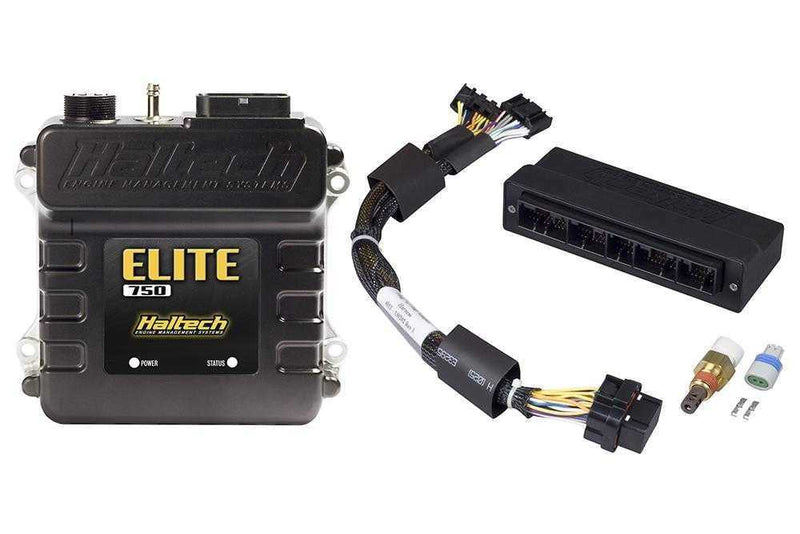 Elite 750 + Mazda Miata (MX-5) NA Plug'n'Play Adaptor Harness Kit - SIMPLETECHNIQES  PERFORMANCE