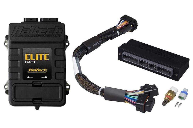 Elite 1500 + Mazda Miata (MX-5) NA Plug'n'Play Adaptor Harness Kit - SIMPLETECHNIQES  PERFORMANCE