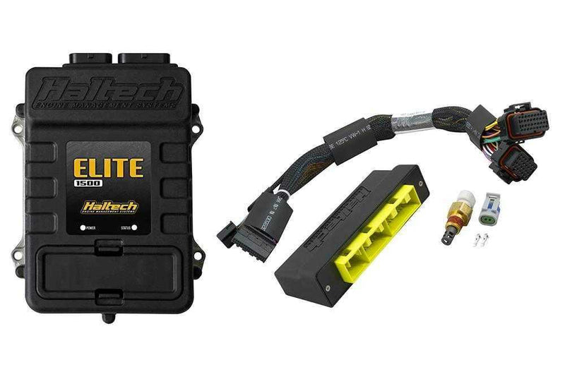 Elite 1500 + Mitsubishi Galant VR4 and Eclipse 1G Plug 'n' Play Adaptor Harness Kit - SIMPLETECHNIQES  PERFORMANCE