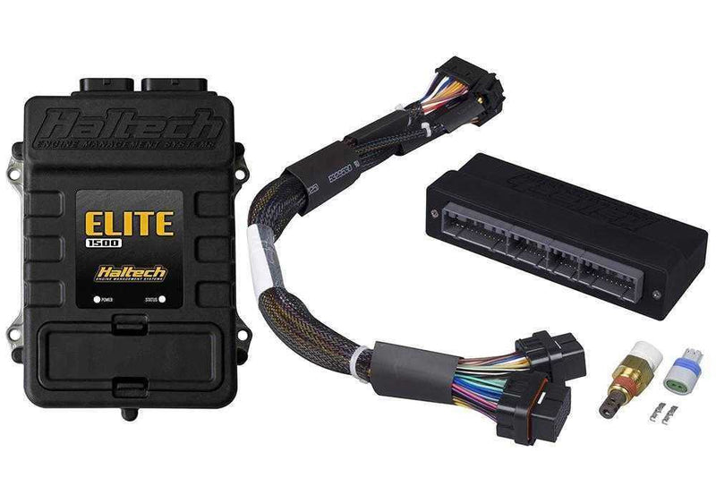 Elite 1500 + Mitsubishi EVO 4-8 (5 Speed) Plug 'n' Play Adaptor Harness Kit - SIMPLETECHNIQES  PERFORMANCE