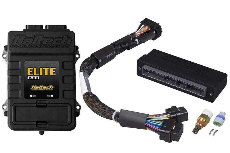 Elite 1500 + Subaru WRX MY97-98 Plug 'n' Play Adaptor Harness Kit - SIMPLETECHNIQES  PERFORMANCE