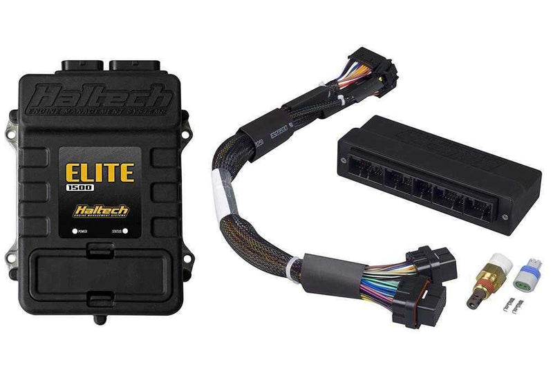 Elite 1500 + Nissan 200SX/Silvia S15 & S14A S2 Plug 'n' Play Adaptor Harness Kit - SIMPLETECHNIQES  PERFORMANCE