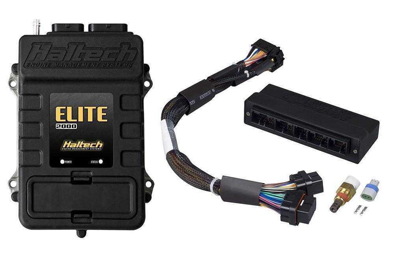 Elite 2000 + Mazda RX7 FD3S-S7&8 Plug 'n' Play Adaptor Harness Kit - SIMPLETECHNIQES  PERFORMANCE