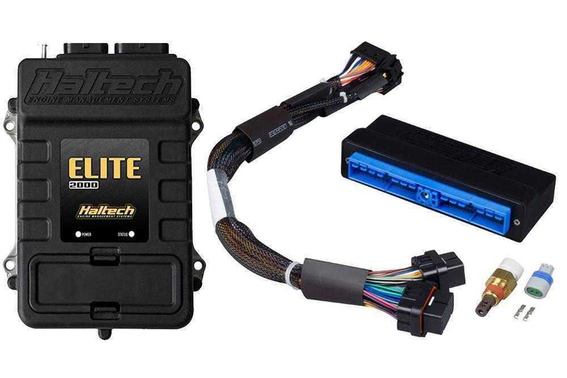 Elite 2000 + Nissan Skyline R32/R33/R34 GT-R Plug'n'Play Adaptor Harness Kit - SIMPLETECHNIQES  PERFORMANCE
