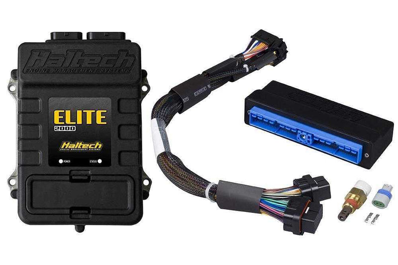Elite 2000 + Nissan 300ZX Z32 Plug 'n' Play Adaptor Harness Kit - SIMPLETECHNIQES  PERFORMANCE