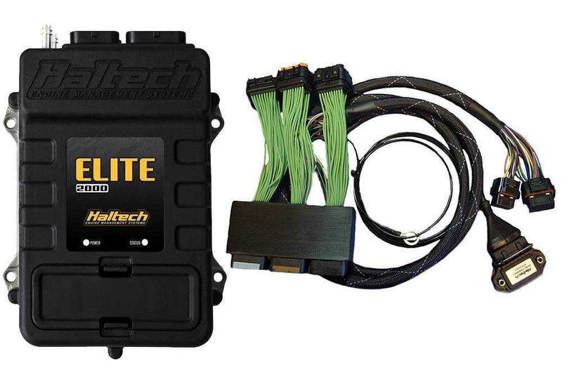 Elite 2000 + Ford Mustang GT & Cobra (1999-2004) Plug 'n' Play Adaptor Harness Kit - SIMPLETECHNIQES  PERFORMANCE