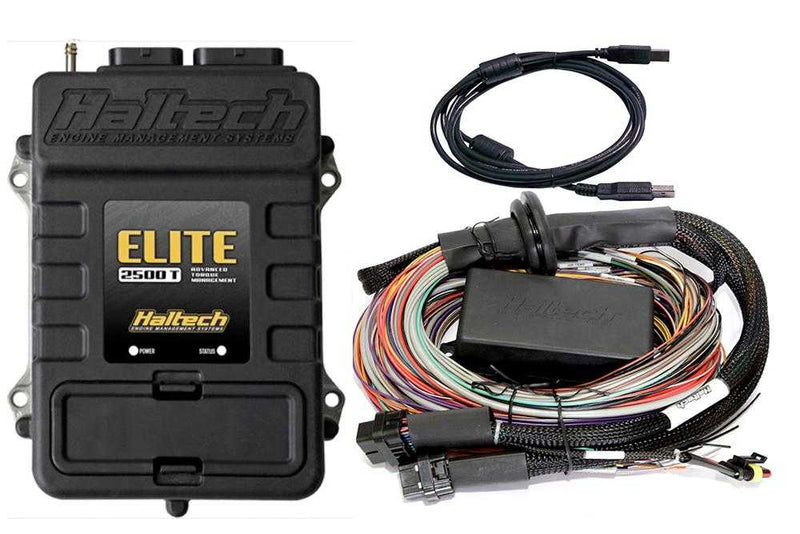 Haltech Elite 2500 T ECU - SIMPLETECHNIQES  PERFORMANCE