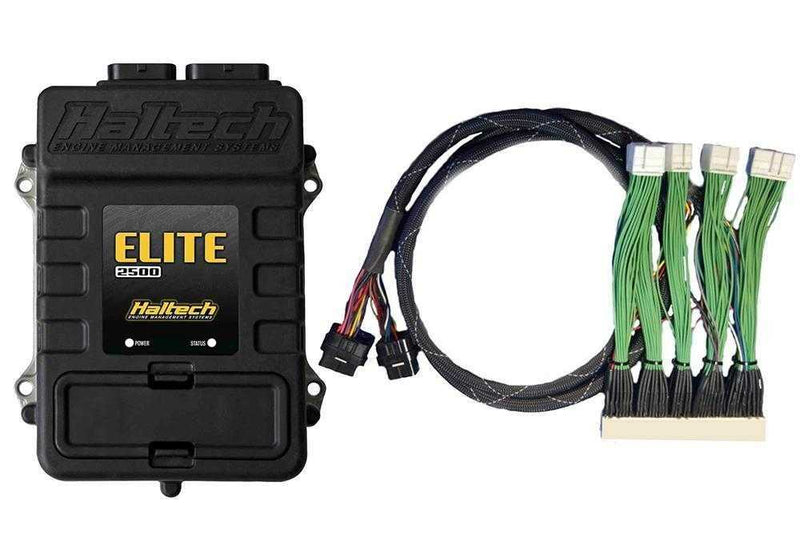 Elite 2500 + Lexus IS300 2JZ GE VVTi (2002-2005) Plug 'n' Play Adaptor Harness Kit - SIMPLETECHNIQES  PERFORMANCE