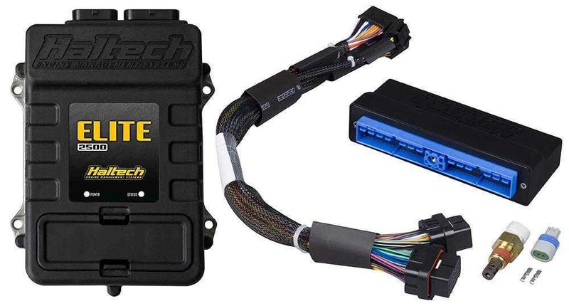 Elite 2500 + Nissan 300ZX Z32 Plug 'n' Play Adaptor Harness Kit - SIMPLETECHNIQES  PERFORMANCE