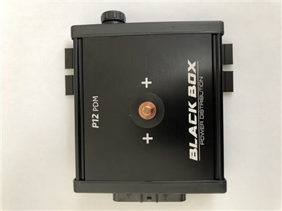 P12 Power Distribution Module BlackBox - SIMPLETECHNIQES  PERFORMANCE