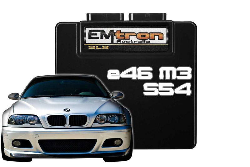 BMW M3 S54 ENGINE - COMPLETE PLUG AND PLAY PACKAGE - EMTRON SL8 - SIMPLETECHNIQES  PERFORMANCE