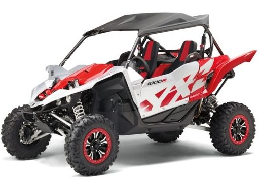 Yamaha YXZ 1000R CAN BUS Integration