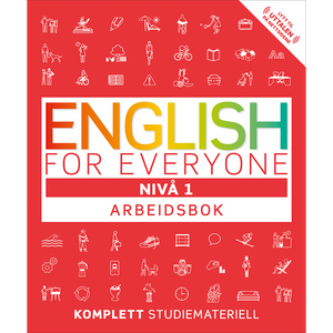 English for Everyone – Arbeidsbok nivå 1