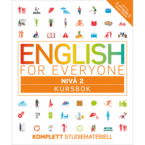English for Everyone – Kursbok nivå 2