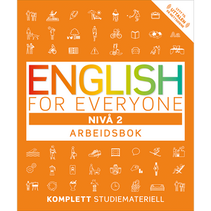English for Everyone – Arbeidsbok nivå 2