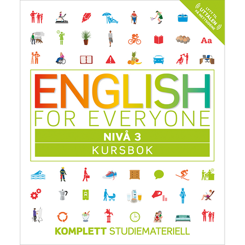 English for Everyone – Kursbok nivå 3