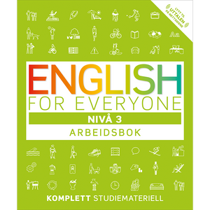 English for Everyone – Arbeidsbok nivå 3