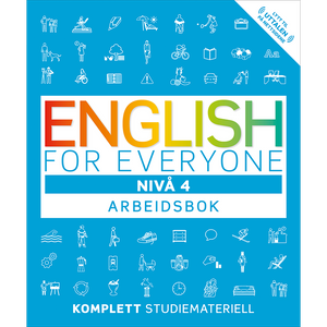English for Everyone – Arbeidsbok nivå 4
