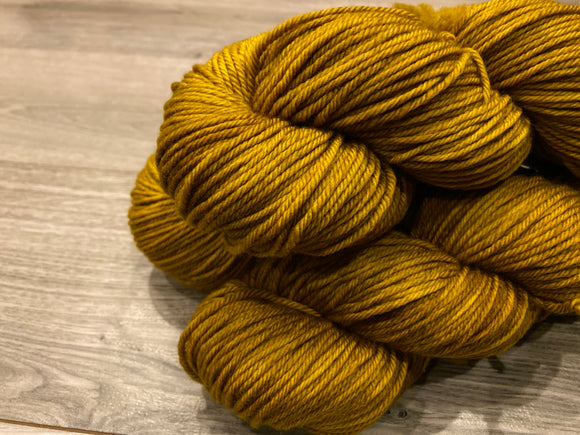 WORSTED - Molly - 100% SW Merino