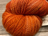 HANDSPUN - Polwarth/Silk, Lobstah