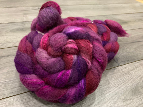 Grey Shetland/Silk - Shock Me Shock Me Shock Me With That Deviant Behaviour