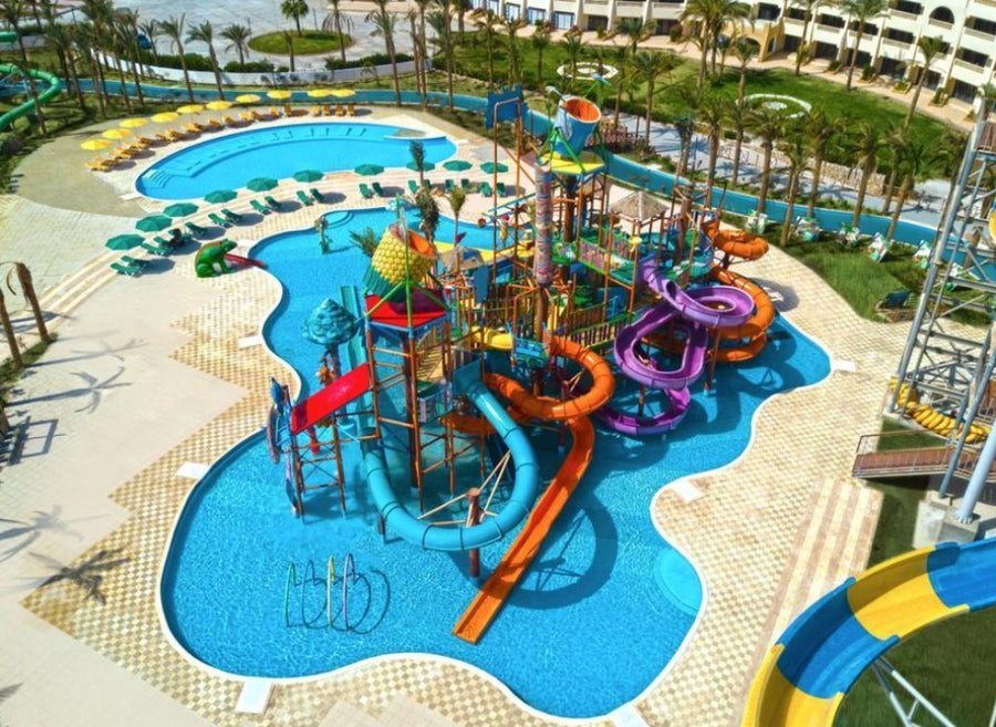 Golden 5 Paradise Aqua Park City -