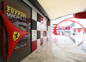 Ferrari World Abu Dhabi Billets