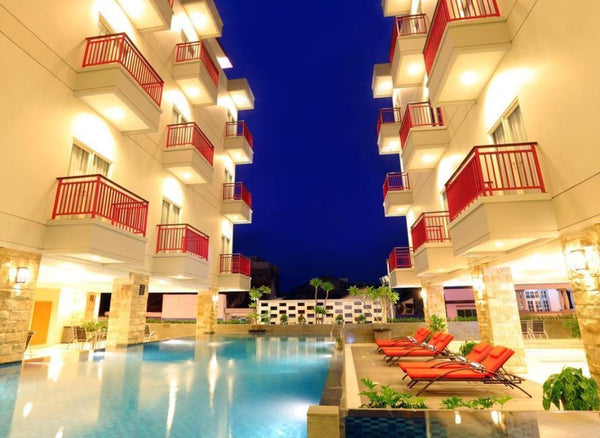Lombok Plaza Hôtel And Convention -