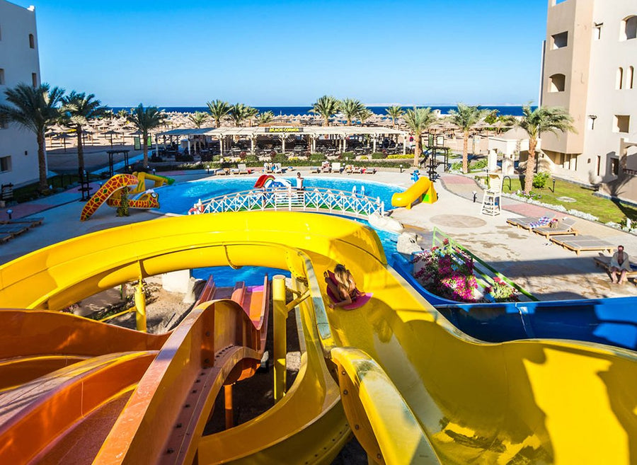 Nubia Aqua Beach Resort Hurghada -