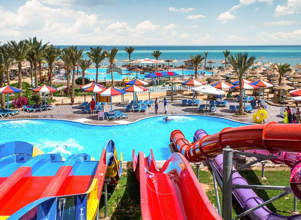 Hawaii Riviera Club Aqua Park -