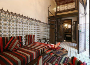 Riad Bindoo À Marrakech -