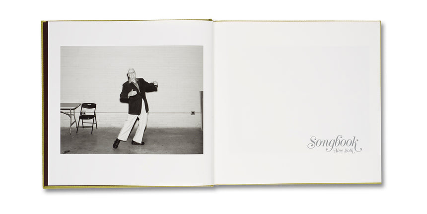 Songbook (First edition, second printing, signed) <br> Alec Soth - MACK